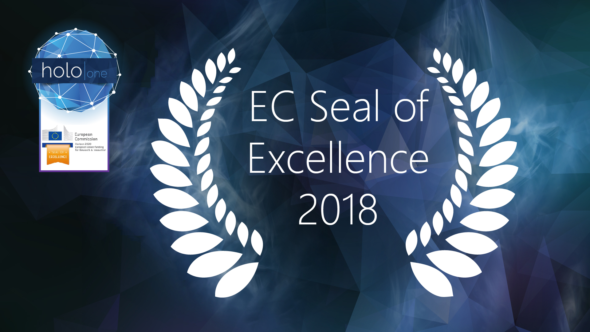 sphere awarded with EU Seal of Excellence!